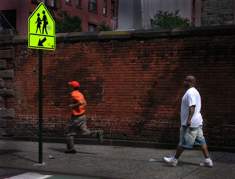 walk, or run, New York
