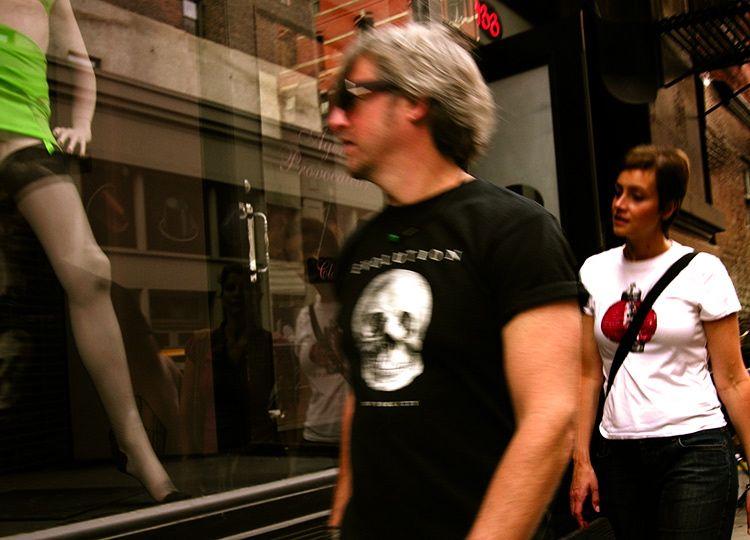 lingerie, sights, New York