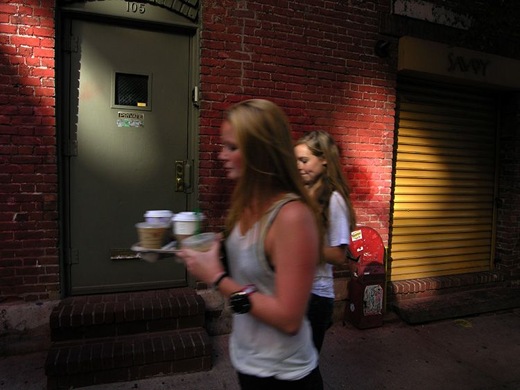 Café, Café, New York