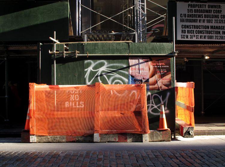 no, frills, New York