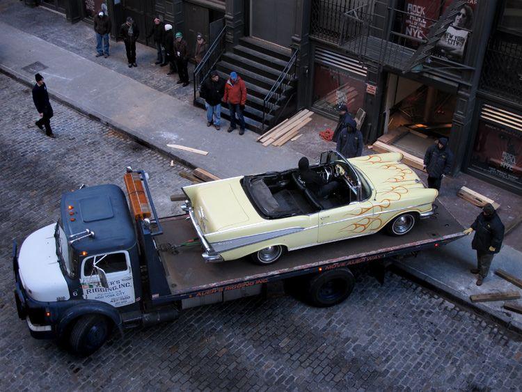 leaving, New York (Bruce Springsteen