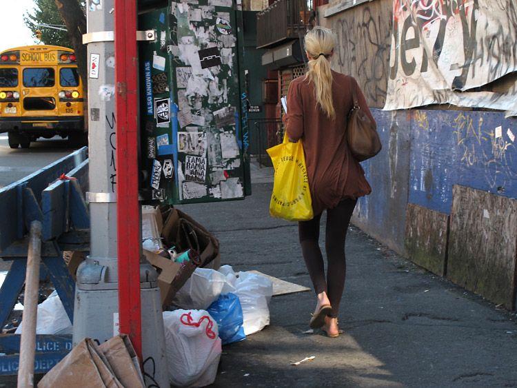 yellow, yellow, New York
