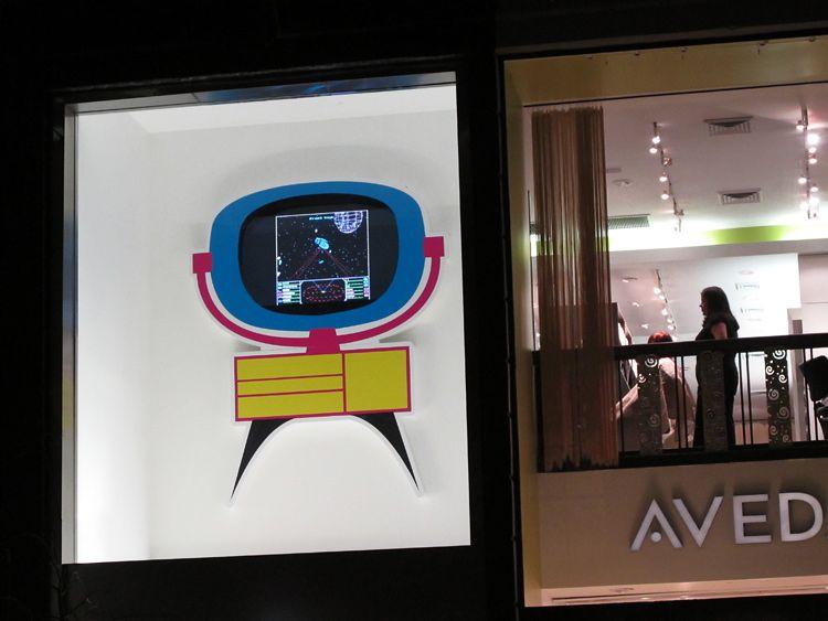 advanced, vision, New York