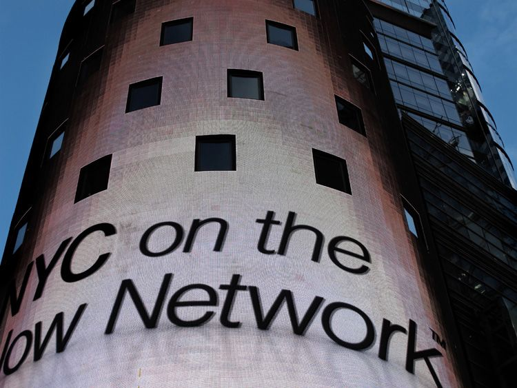 net, works, New York