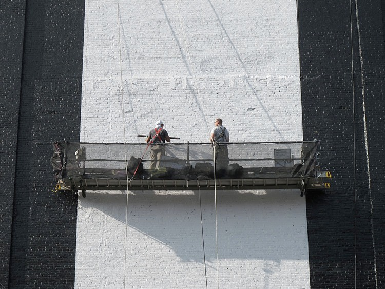 "vanishing, artform <a href=""http://vimeo.com/10562000"" target=""_blank"">(uptherefilm)</a>, New York"