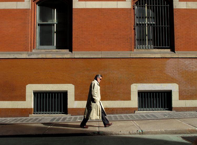 walk, up, New York