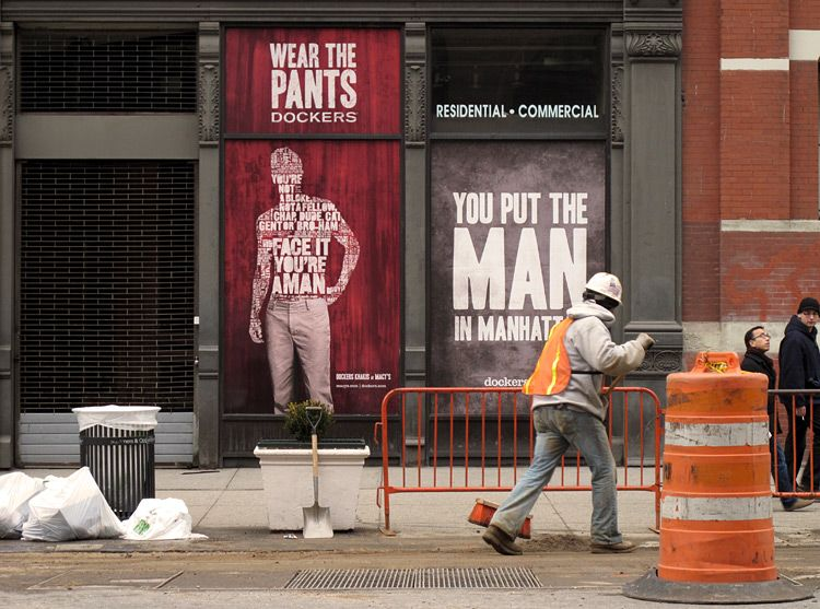 yeah, man, New York