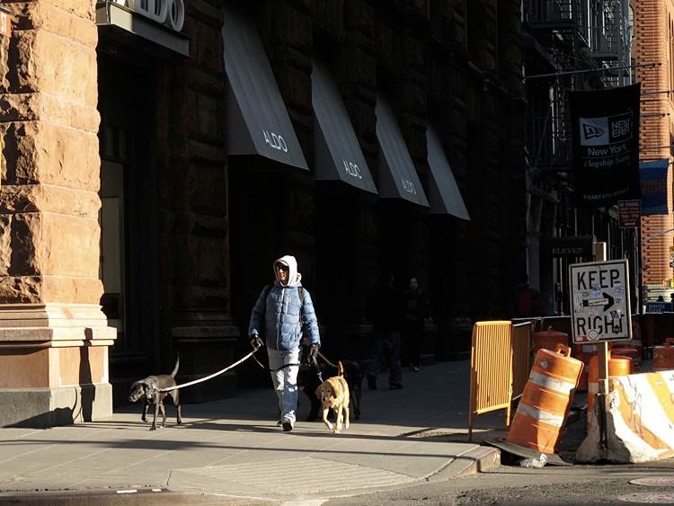 walk, right, New York