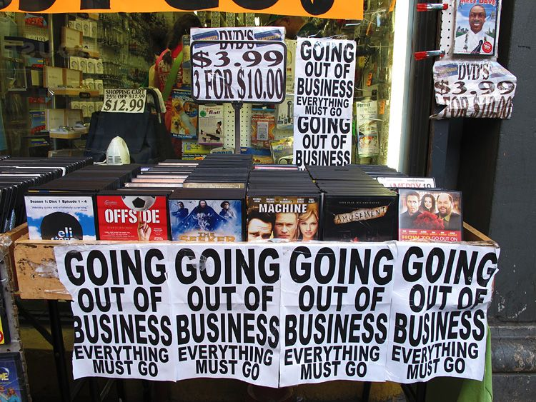 must go, business, New York