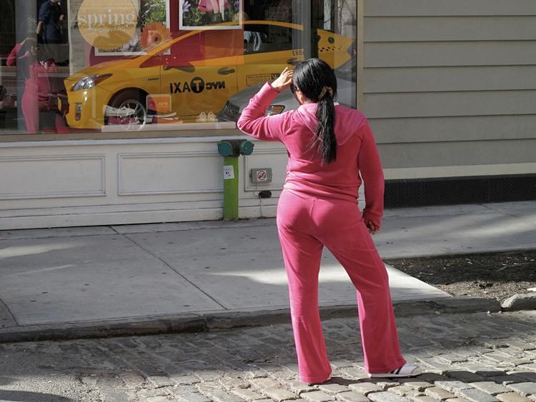 deep, pink, New York