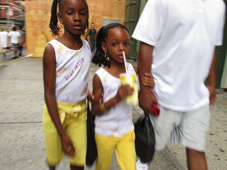 siblings, style, New York