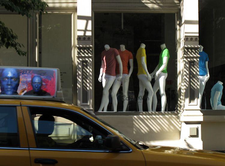 body, head, New York