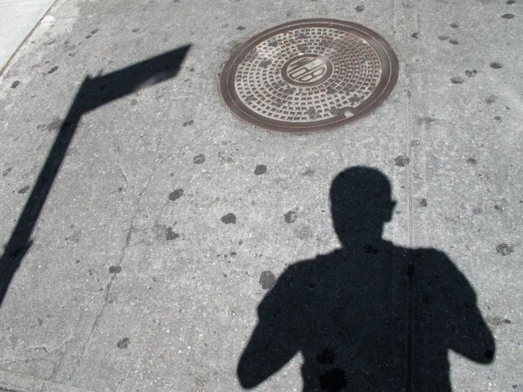 self, portrait, New York