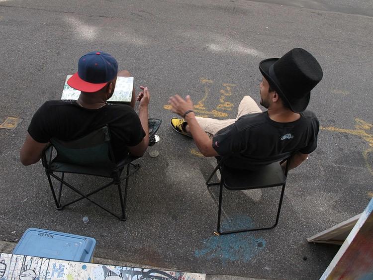 talk, art, New York