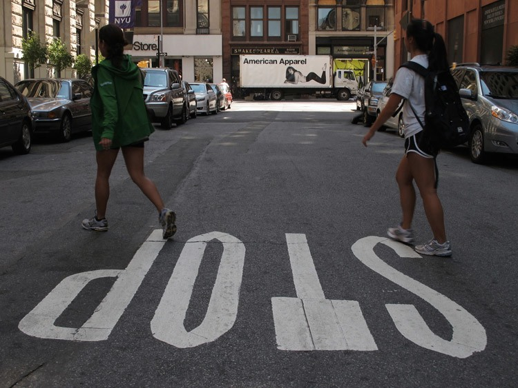 op, st, New York