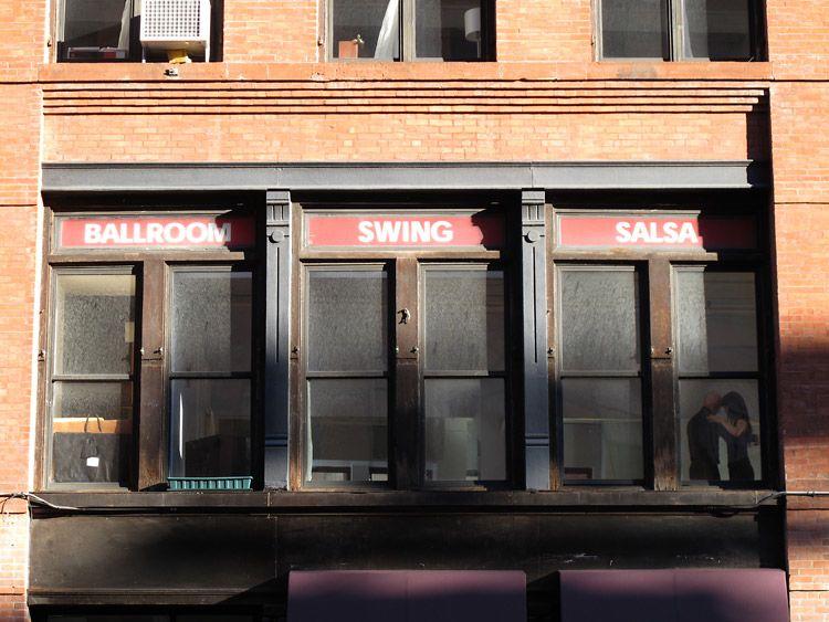 Ballroom, Tango, New York