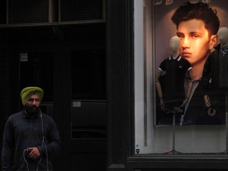 men, styles, New York