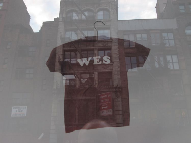 wes, yes, New York