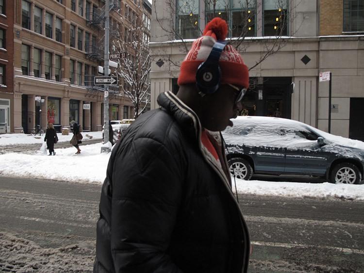 listen, warm, New York