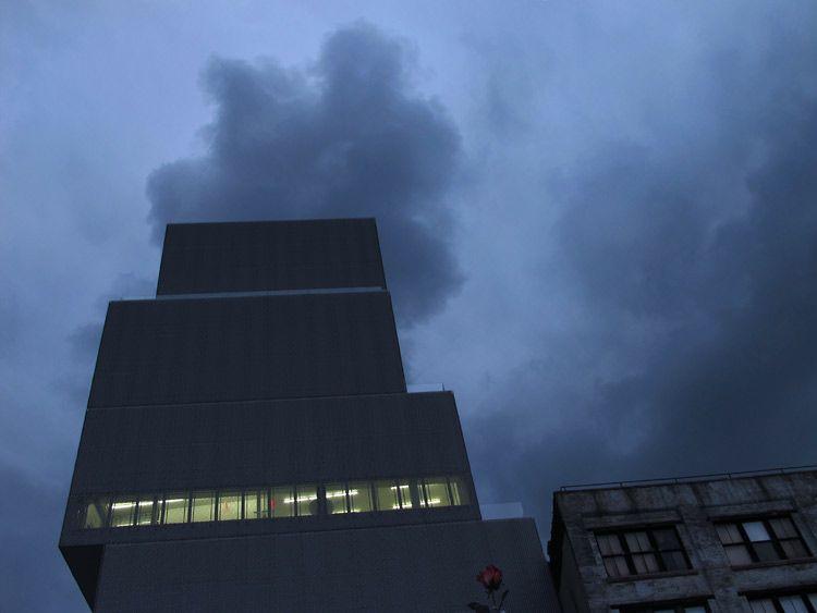 sticky, cloud, New York