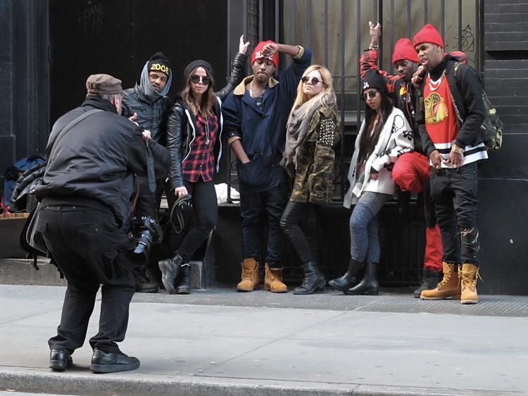 shooting, time, New York