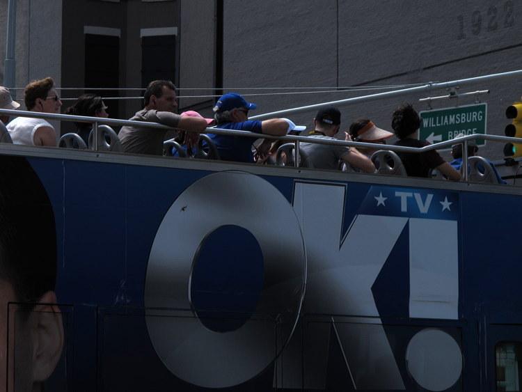 on TV, ok!, New York