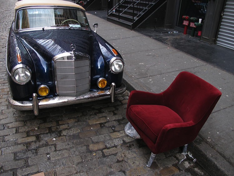 old, luxury, New York