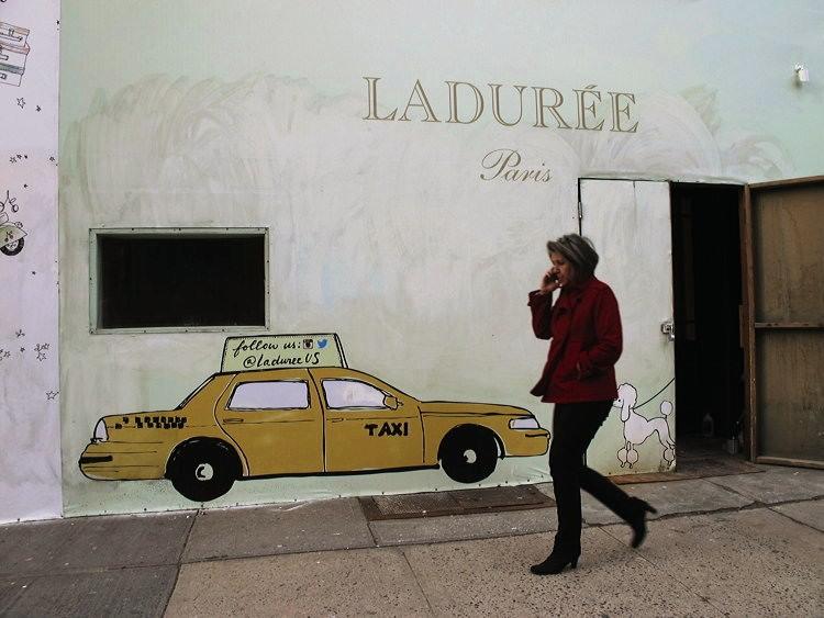 Paris, New York, New York