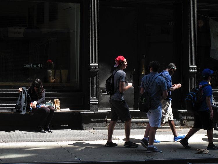 street, wise, New York