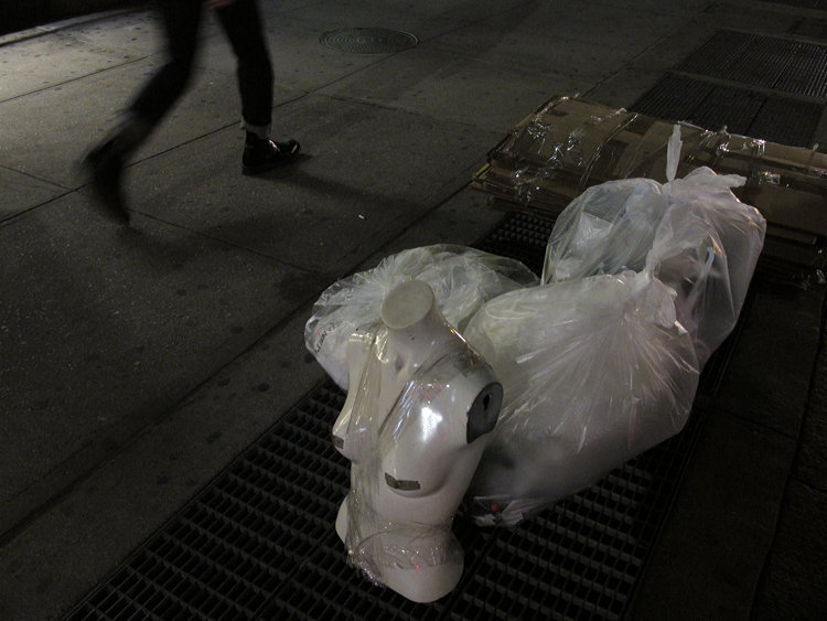 friday, night, New York