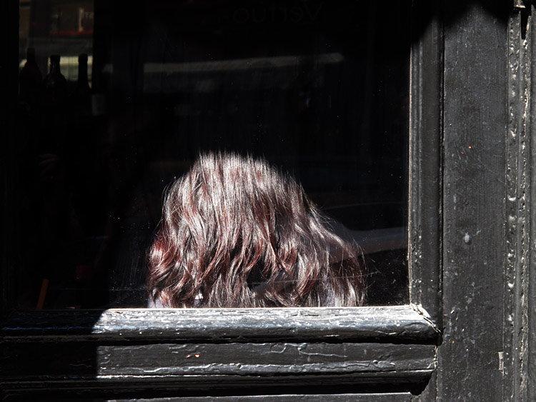 dark, structures, New York