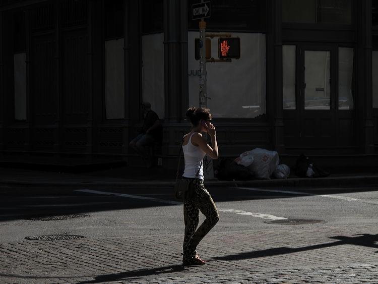 week, end, New York