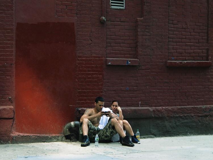 heat, flash, New York