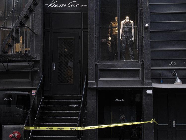 New York back door