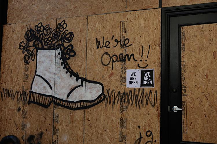 New York step in