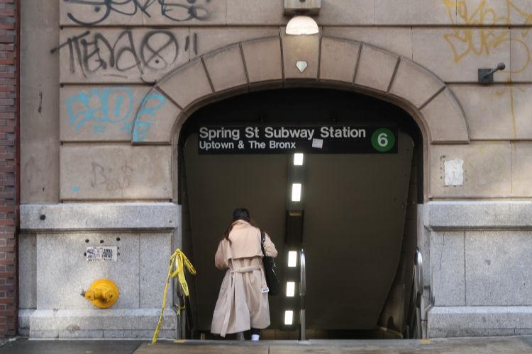 New York morning monday