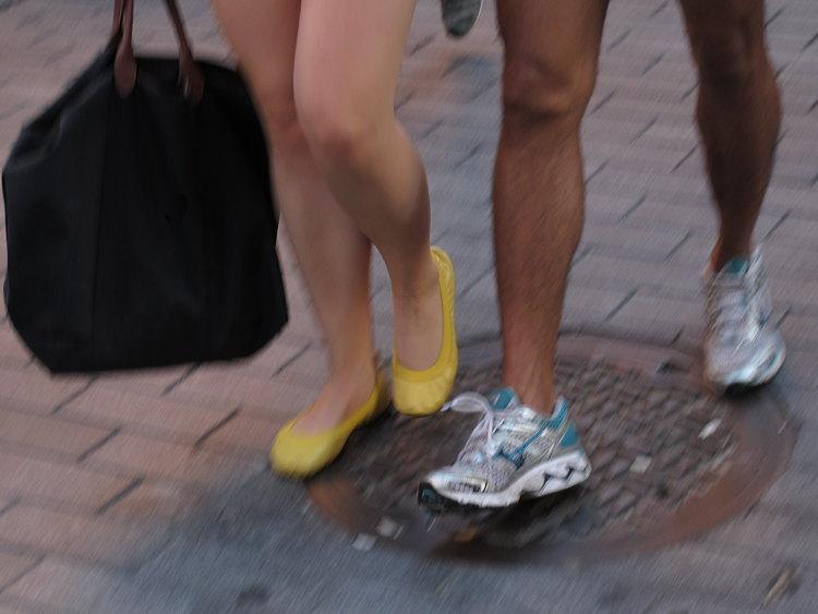 New York half step