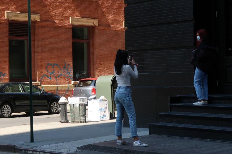New York mask imaging