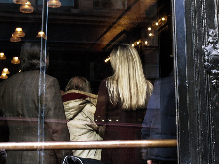New York one blond