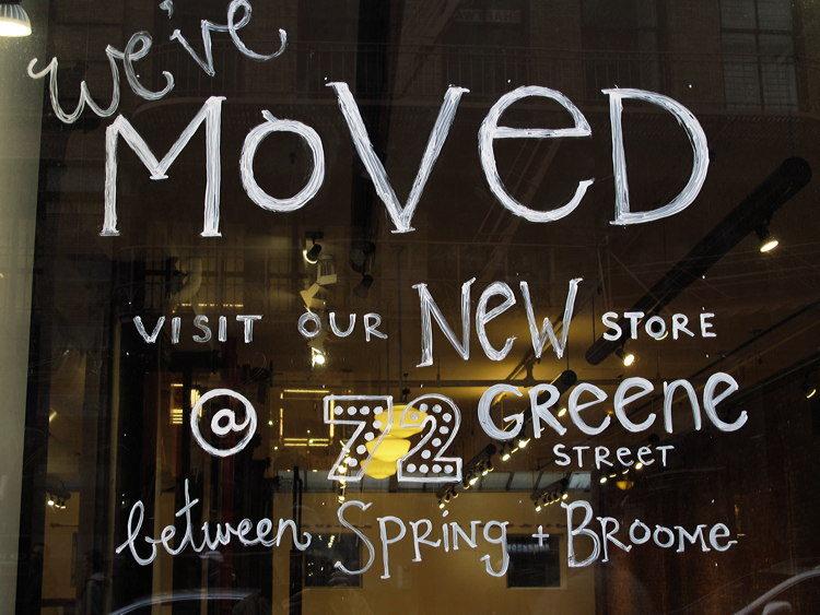 New York street movements