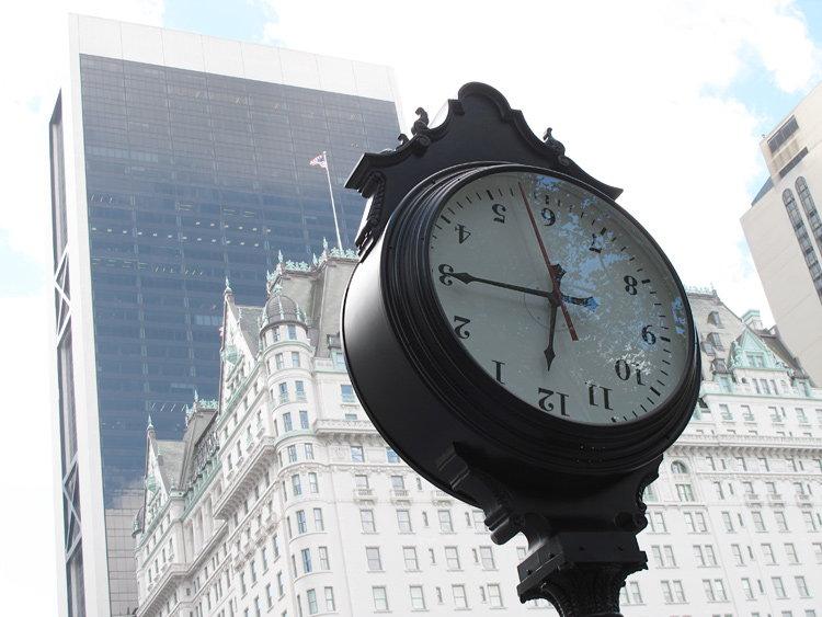 New York time less