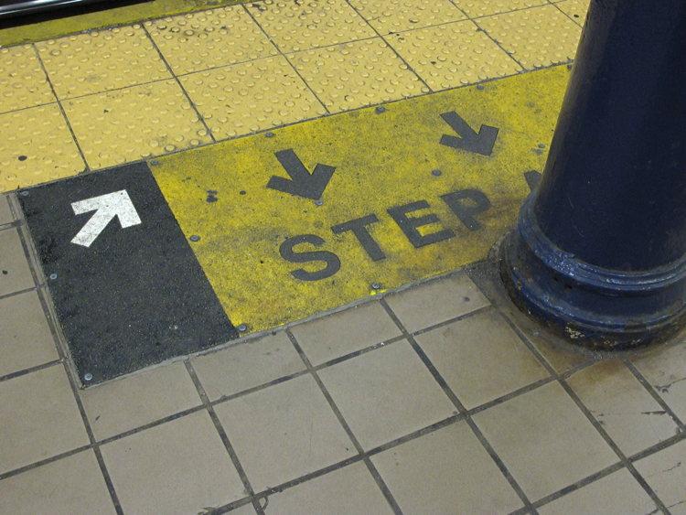 New York understand steps