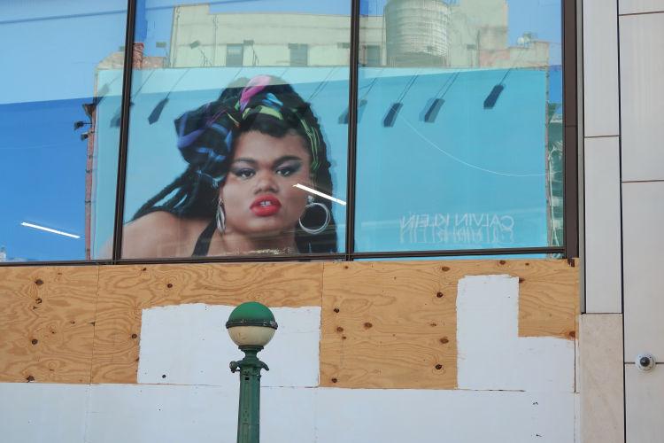 New York mirror ing