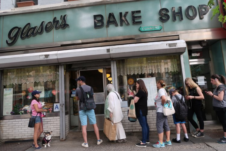 New York Glaser's Bake Shop last German Bakery closes after 116 years