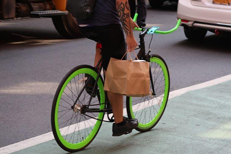 New York live green